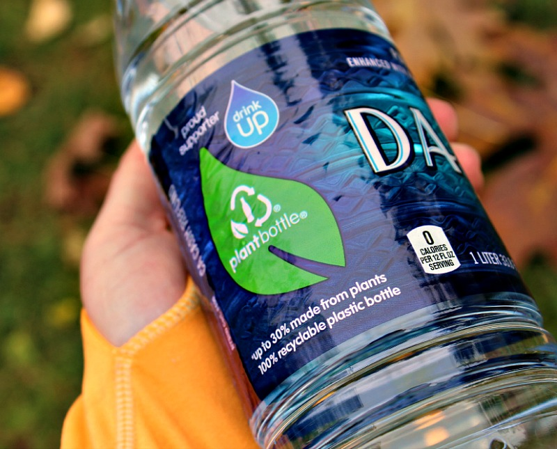 Dasani Plant Bottle