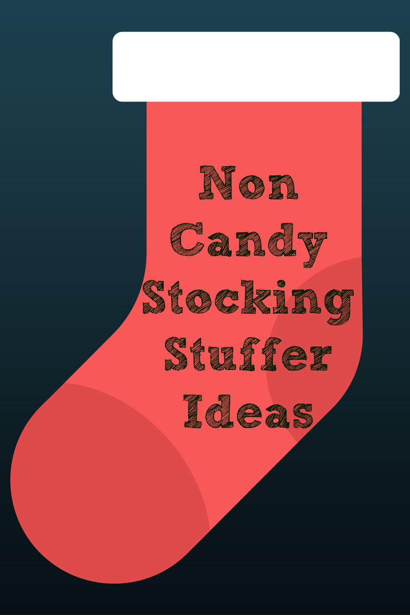 Non Candy Stocking Stuffer Ideas