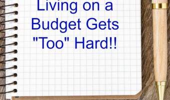 5 Things to Remind Yourself When Living on a Budget