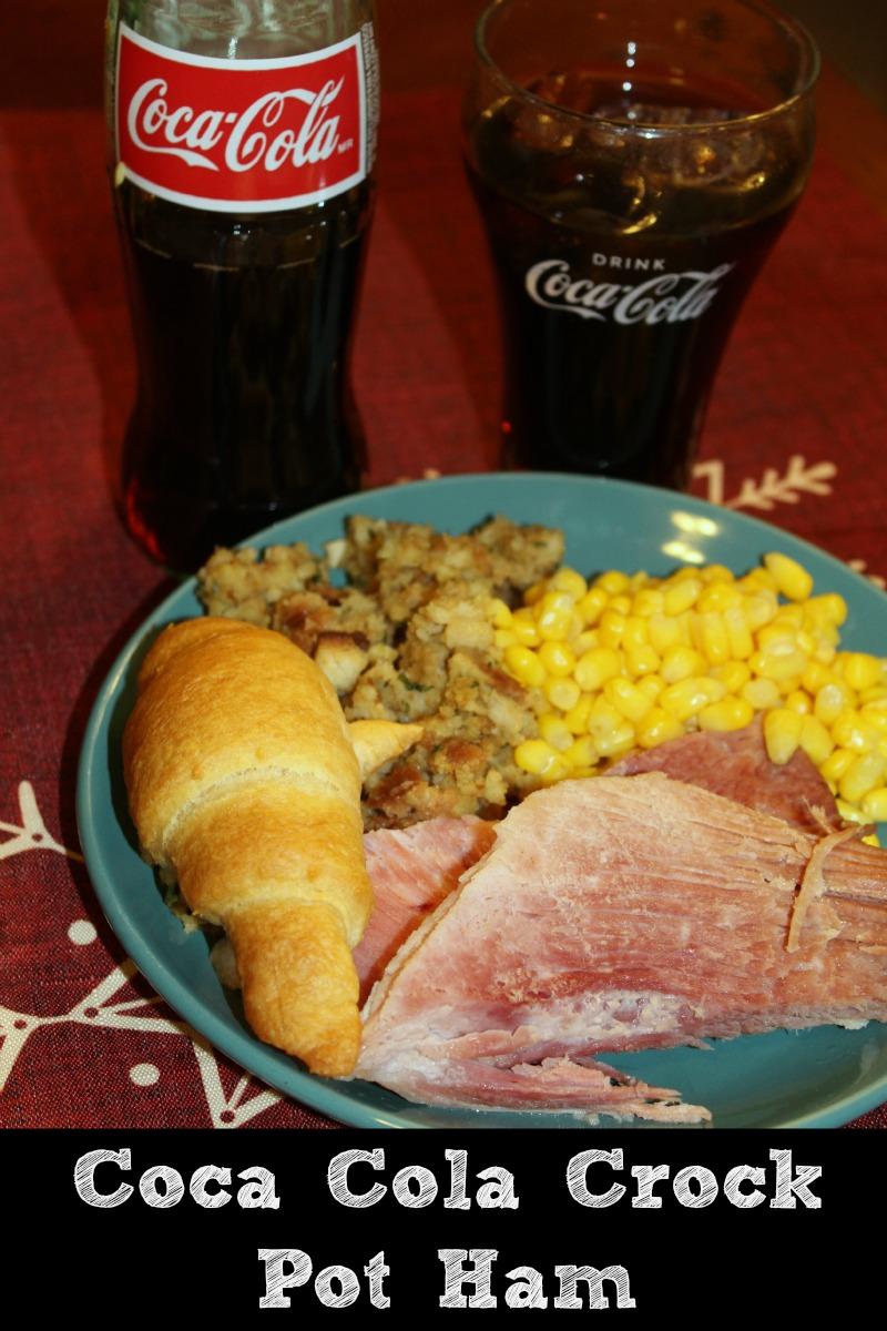 Coca Cola Crock Pot Ham