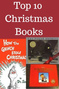 hese top 10 Christmas books are perfect to help build the excitement of the holidays. Plus a lot of great classics to have for every Christmas.