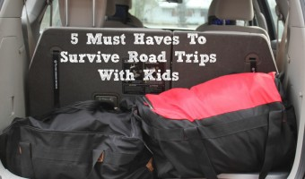 5 Must Haves To Survive Road Trips With Kids