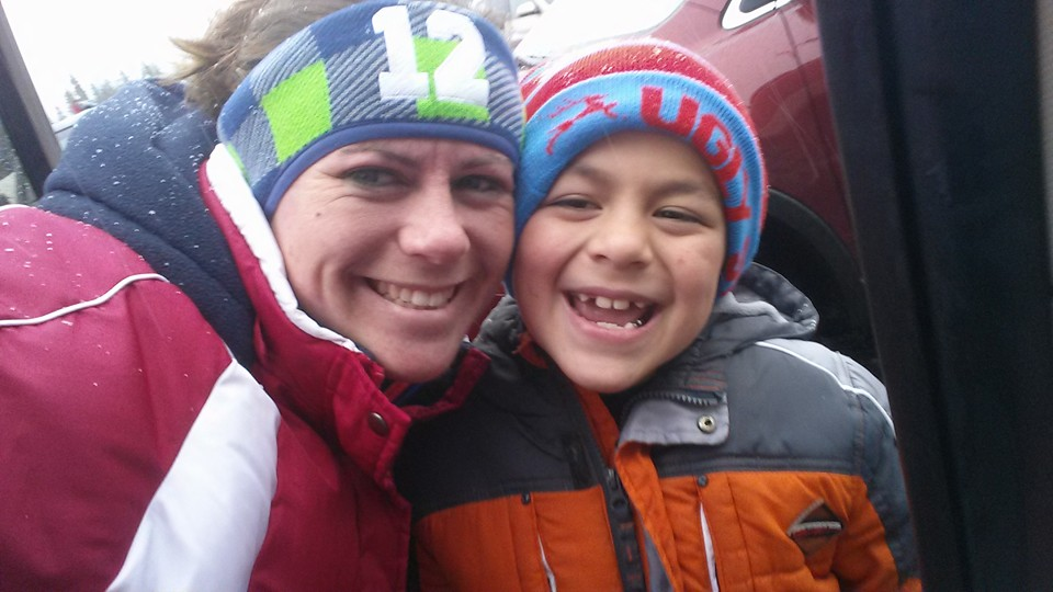 5 Tips To Survive Sledding With Boys