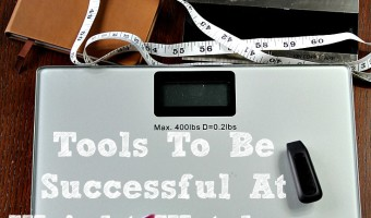 Tools To Be Successful at Weight Watchers
