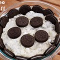 Oreo Fluff is the perfect quick desert to make for any potluck or BBQ!!! Oreo Fluff is always a huge hit at any get together with kids and adults!