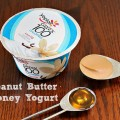 Finding a treat can be hard to do with eating healthy!!This peanut butter honey yogurt is the perfect treat to enjoy while eating on the light side.