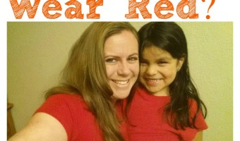 The Heart Truth And Wear Red Day!