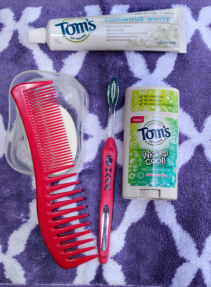 These Personal Hygiene For Tweens tips is great way to get the conversation started with your child!! Plus you can find natural products for them.