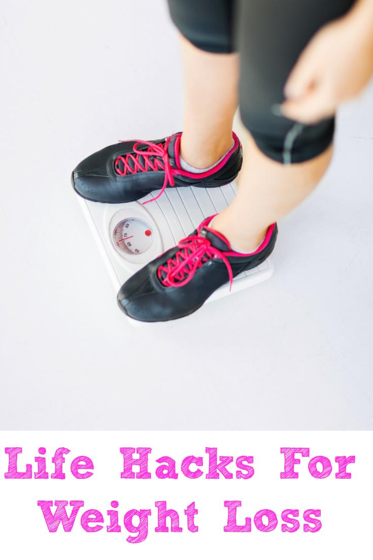 life hacks weight loss