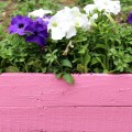 This DIY Pallet Planter Box does not take much time to create and is an easy project to make! Plus since they also would make perfect gifts as well!