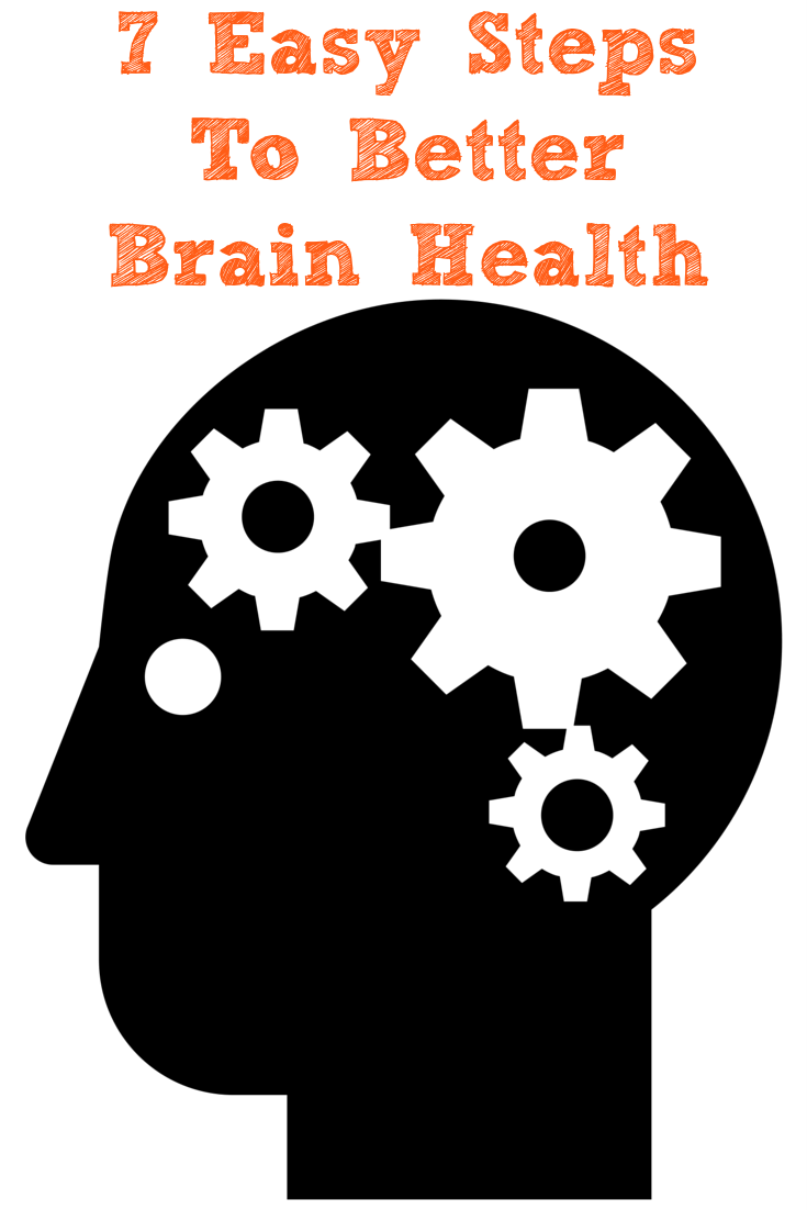 Brain health can be odd to think of but it is so important to overall health to live a long healthy life! These 7 Easy Steps To Better Brain Health are a great way to get a jump start on getting your brain health better then it was.