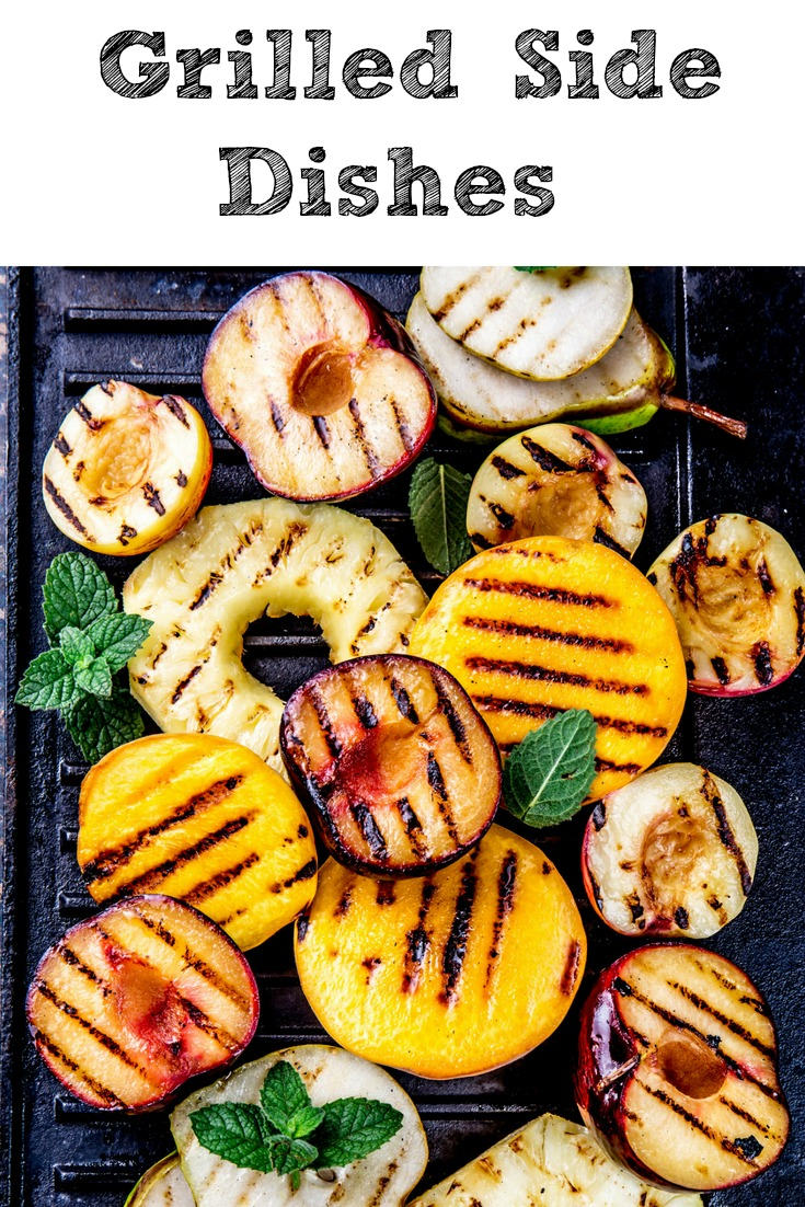 Grilling is the perfect family dinner or way to get together with family and friends! These Grilled Side Dishes are a great way to pair your food up, plus many of the vegetables can be picked up at your local farmers market!