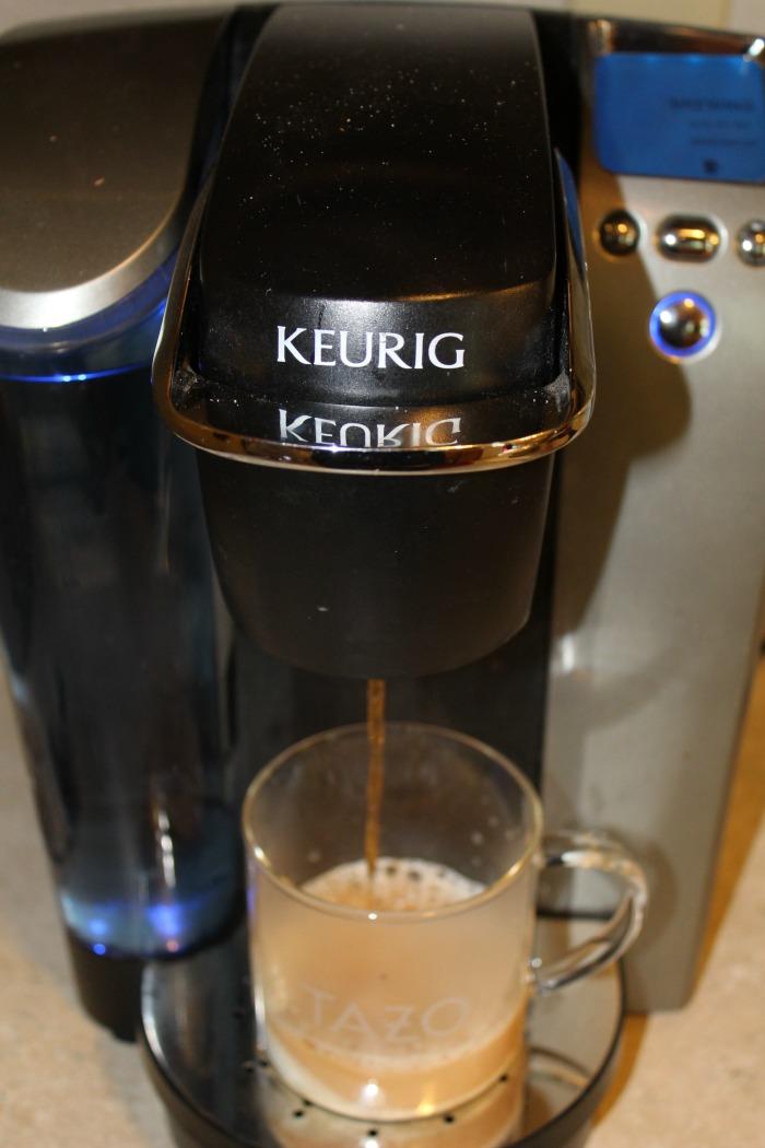 tazo chai tea Keurig