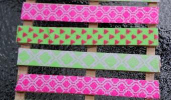 DIY Pallet Coaster