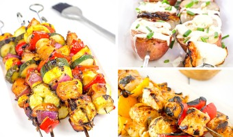Kabob And Skewer Recipe Collection