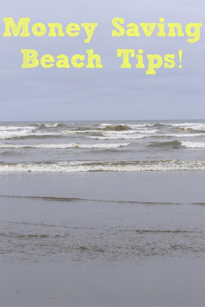Money Saving Tips At The Beach