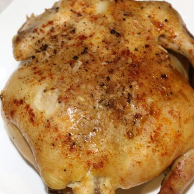 How To Cook A Whole Chicken In The Crock Pot is so much easier then it sounds!! Pick up the whole chicken on meat markdown to make a frugal and flavorful meal! The meat will turn out moist and tender as well, perfect to make other meals out of as well.
