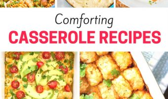 Comforting Casserole Recipes!!