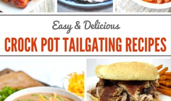 Amazing Crock Pot Tailgating Recipes!