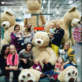 Mom Hour at Costco