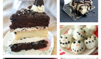 Amazing Oreo Desserts For The Holidays!!