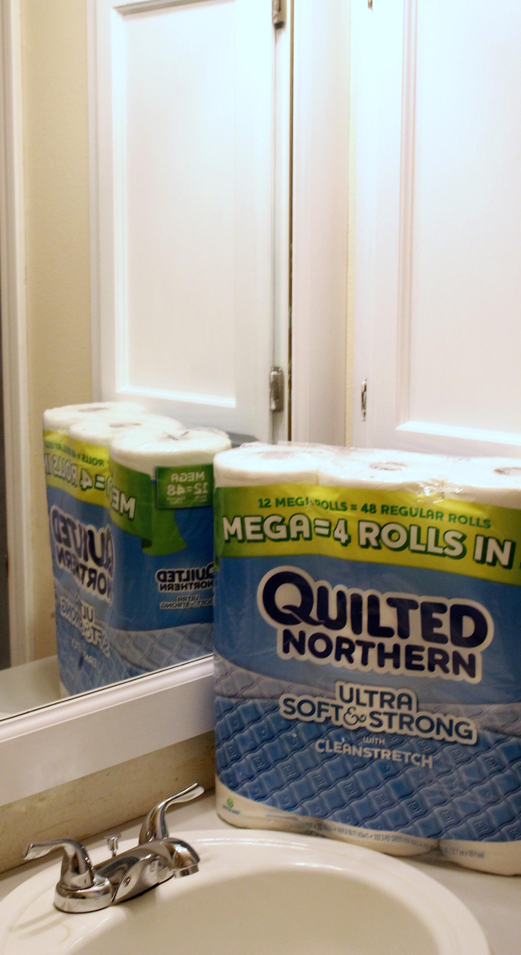 DIY Mirror Frame Plus 5 Quick Ways To Update A Bathroom!