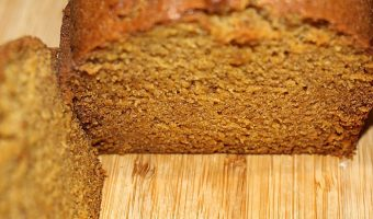 Love everything pumpkin spice?? This Homemade Pumpkin bread is the perfect way to bring in cooler weather or dream of fall and everything baking!!! Easy frugal bread to make and freeze!