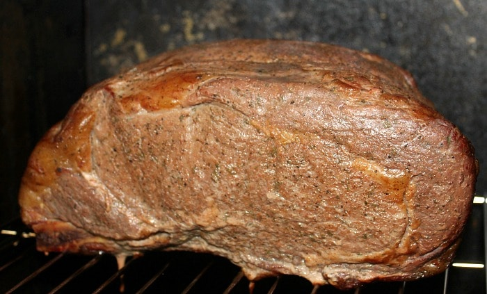 This Smoked Prime Rib Roast is perfect for your Christmas dinner!!! Easy to make and the taste is perfect for the holiday season!