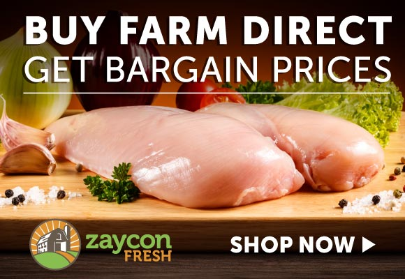 Zaycon Fresh is the perfect way to stock up on amazing meat, and save money at the same time for your family Everything from Beef, Turkey, chicken, & more! AD