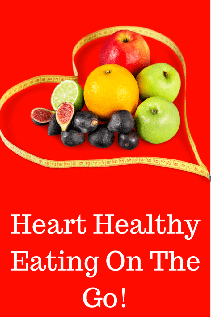 Heart Healthy Eating can be hard to do when you are constantly on the go!! Taking simple steps, adding in veggies, and other tricks can improve your health