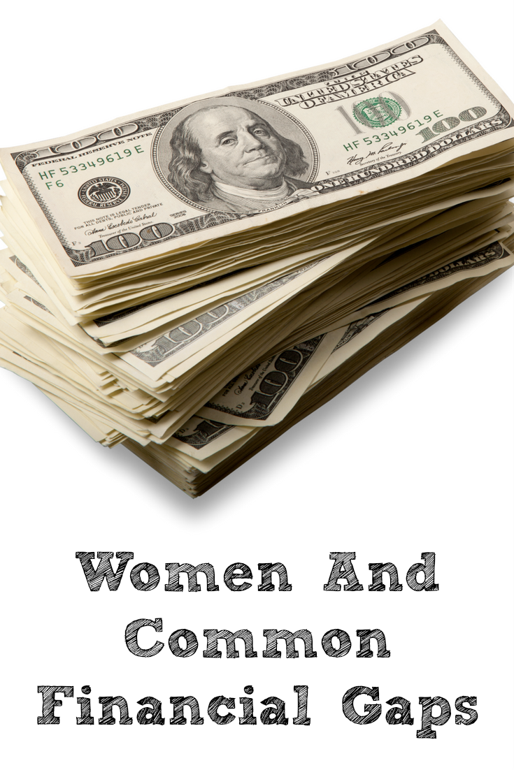 Women And Common Financial Gaps!!! It can be hard but you can work to overcome these gaps with Prudential!