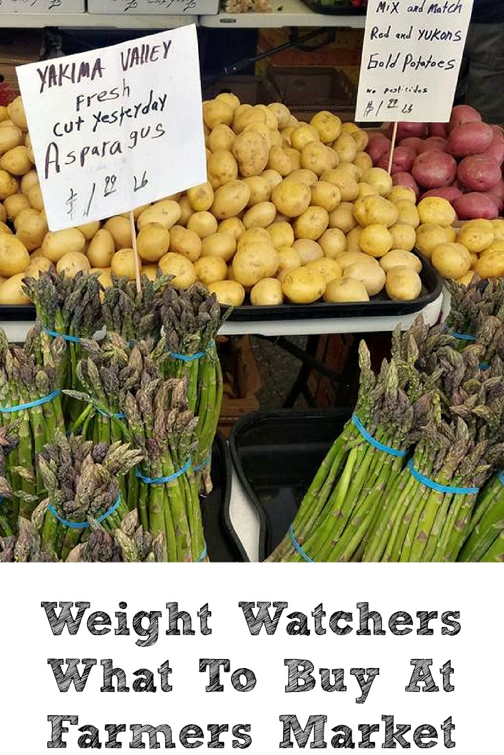 Weight Watchers What To Buy At Farmers Market!! This is the perfect place to find zero super points food and plants to grow your own food and herbs as well!