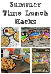 These Summer Time Lunch Hacks will make those summer lunches more enjoyable and even the ones year round! Super handy if you work from home as well!