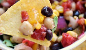 Amazing Bean Salad Cowboy Caviar