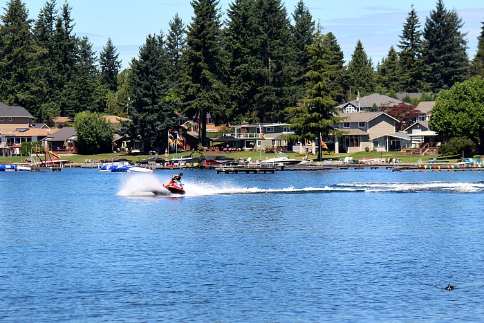 What To Do At Lake Meridian Park?? You would be surprised at how much, there is to do swimming, boating, picnics, BBQs, playing, and fishing is a couple.