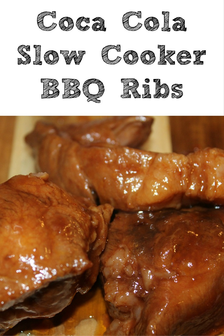These Coca Cola Slow Cooker BBQ Ribs are so quick and easy to put together plus they taste just amazing! Perfect for a tailgating party, or any get together.