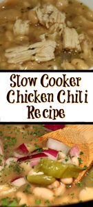 This Slow Cooker White Chicken Chili Recipe is the perfect way to warm up during the cold winter months! Plus its 0 Weight Watchers Points as well!