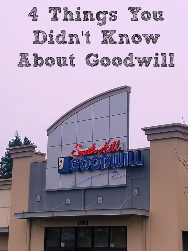 There are a lot of Things You Didn't Know About Goodwill and here are four that will make you realize how amazing the company is. From job training, to tax prep, restaurants, and online shopping Goodwill is full of great resources for our communities.