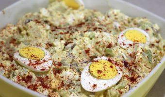 Easy Grandma's Potato Salad