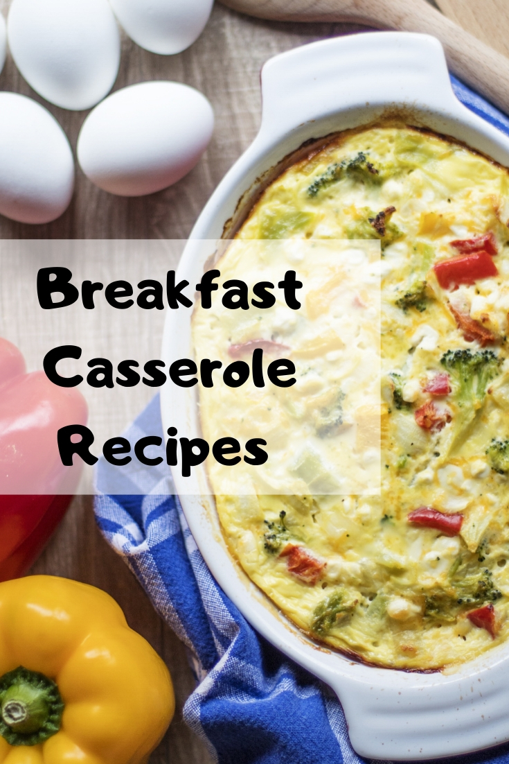 These Breakfast Casserole Recipes are the perfect way to start your day off right and get a good breakfast in your family! Plus once you learn how to start to assemble them it becomes even easier to do! Plus you can customize them right to your families taste preference as well!