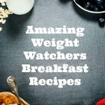 Having a collection of Weight Watchers Breakfast Recipes is important in being successful on Weight Watchers! Breakfast is one of the most important meals of the day adding fruit and eggs helps keep the meal low point and filling.