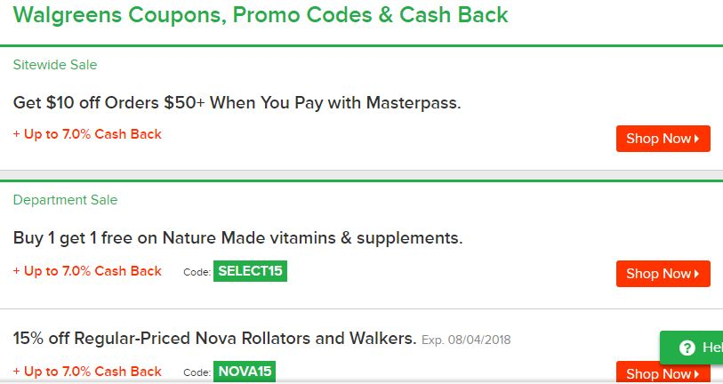 Shopping online with Ebates is the perfect way to save money with promo codes and earn cash back! Perfect way to add to savings or holiday funds!