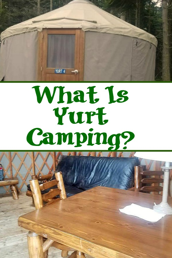What is Yurt Camping? Yurt camping is the perfect way to camp with kids and enjoy the outdoors with easy set up and less to haul while traveling!