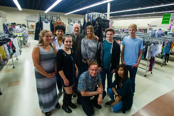 Save Money For Back To School Clothes With Thrift Shopping! Thrift shopping is budget friendly but it is also the perfect way to build up your wardrobe to!