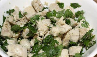 Cilantro Lime Chicken Recipe  1 Weight Watchers Smart Points