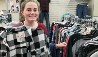 Save Money For Back To School Clothes With Thrift Shopping