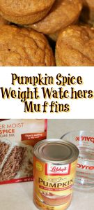 These Pumpkin Spice Weight Watchers 1Points Plus Value or 2 Smart Points!! They are a great fall treat for low points plus value!
