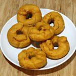 2 Ingredient Pumpkin Doughnut Recipe