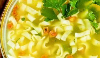 Easy Crockpot Soup Recipes!