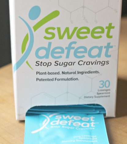 Sweet Defeat To Help Curb The Sweet Tooth!